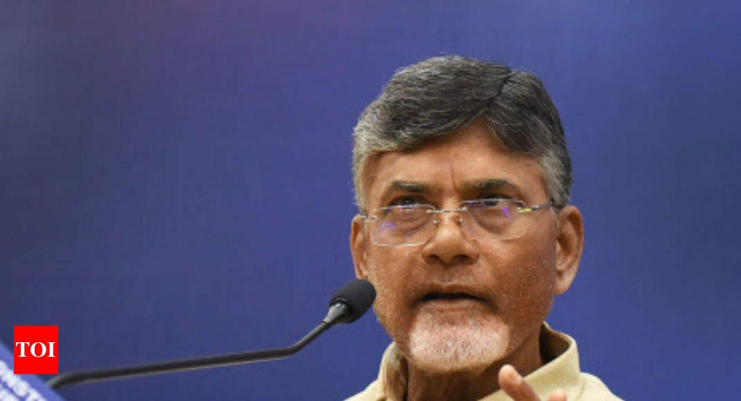 You have taken U-turn Mr Prime Minister: Chandrababu Naidu