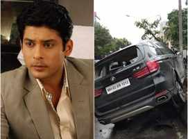 Sidharth Shukla arrested for rash driving accident, bailed out