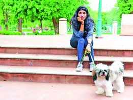 No entry for pets in public parks in Ahmedabad?