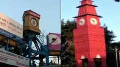 Kolkata's Clock Towers