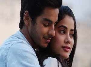 'Dhadak' box-office collection Day 3
