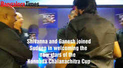 Sudeep is ready with season 2 of the Kannada Chalanachitra Cup