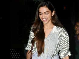 The cost of Deepika Padukone's shirt dress will shock you!