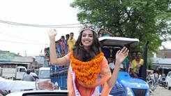 Meenakshi Chaudhary to represent India at Miss Grand International 2018