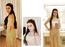 Photo: Akshara Singh looks stunning in a golden gown
