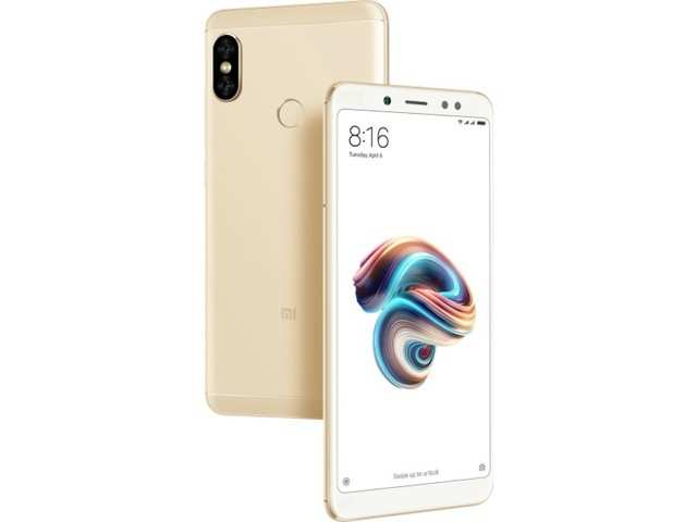 Xiaomi Redmi Note 5 Pro with 4,000 mAh battery to go on sale today at 12PM on Flipkart