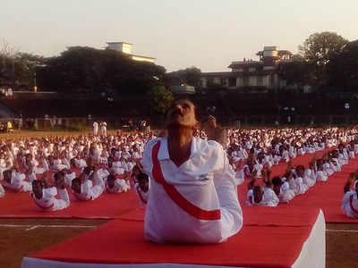 Kannur to host State Yoga Championship | Kozhikode News