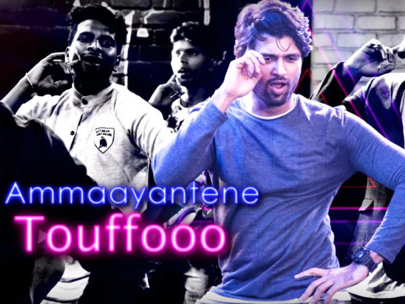 """Vijay Deverakonda's 'What The F' from 'Geetha Govindam' hailed by fans as a """"youth anthem"""""""