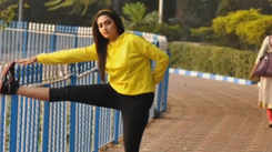 Actress Nusrat Jahan's fitness secrets