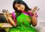 Prapti Ajwalia gets photobombed on the sets of 'Nakkama'