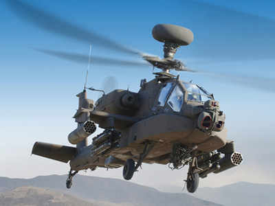 Boeing's Apache, Chinook choppers for India complete