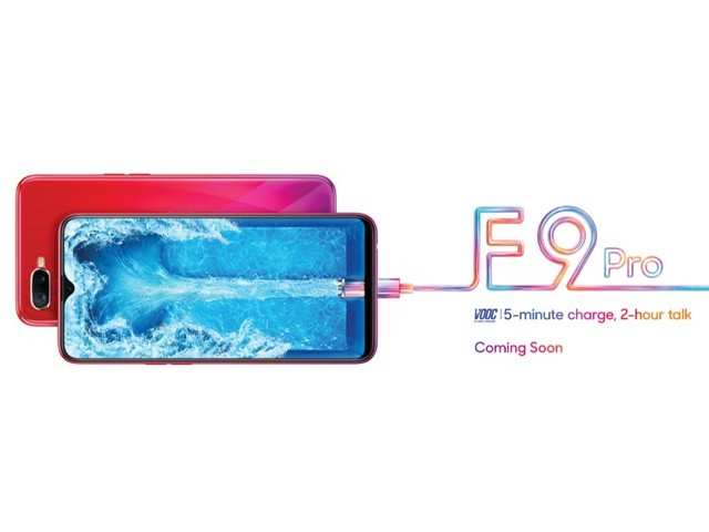 Oppo teases India launch of its F9 Pro