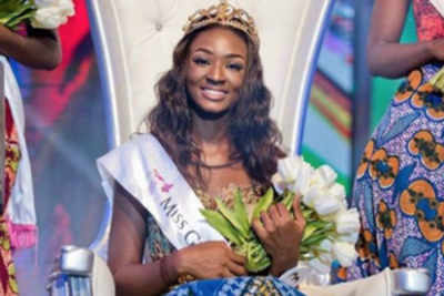 Reigning winner  reveals shocking details about Miss Ghana pageant