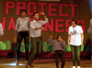 Special youngsters rock the stage with their performances