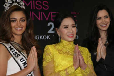 Thailand to host Miss Universe 2018 pageant