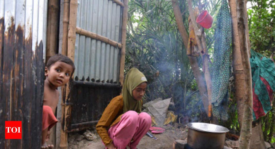 photo - Unlawful Rohingya migrants will be despatched abet, says Rijiju - Times of India