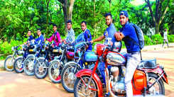 The new-age bikers and their love for classic bikes