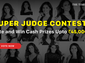 Super Judge Contest - Miss Diva 2018