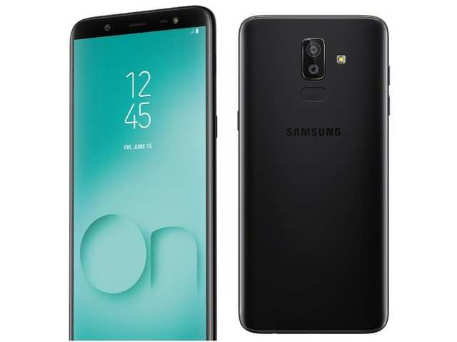 e50240d73ae Samsung Galaxy On8 with dual rear camera launched in India  priced at Rs  16