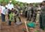 Eco-battalion take up tree plantation near Shendra area