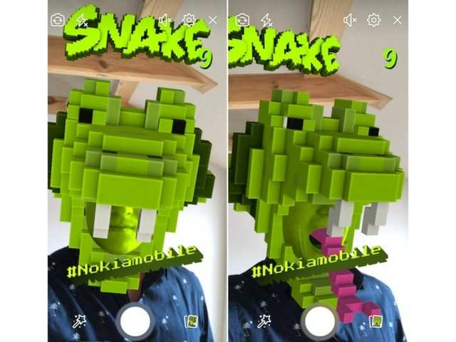 You can now play Snake game on Facebook, courtesy AR