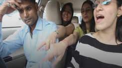 Delhiites say, cab wale bhaiyya mera gana chala do!
