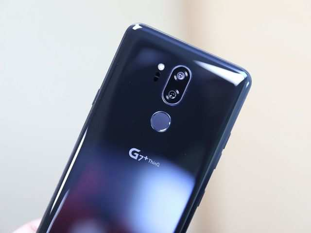 LG G7+ ThinQ with AI cameras, Snapdragon 845 SoC launched at Rs 39,990