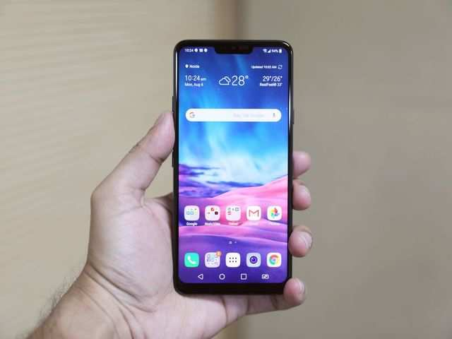 LG G7+ ThinQ: First impressions