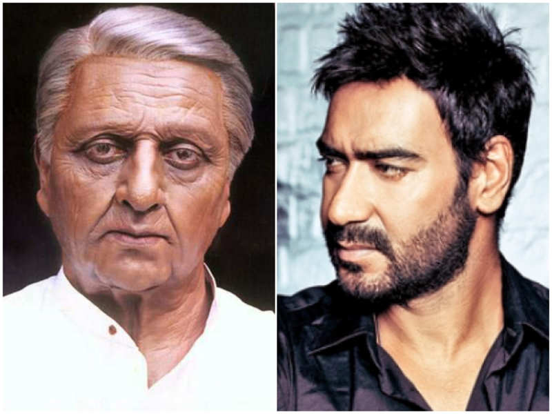 I was told Ajay Devgn is part of 'Indian 2': Kamal Haasan