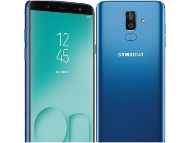official photos 9eb0a 8a6b2 Samsung Galaxy On8 (2018) with 16MP+5MP rear camera goes on sale ...