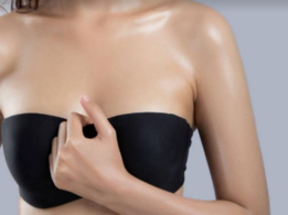 Four strapless bras that won't fall down and slip