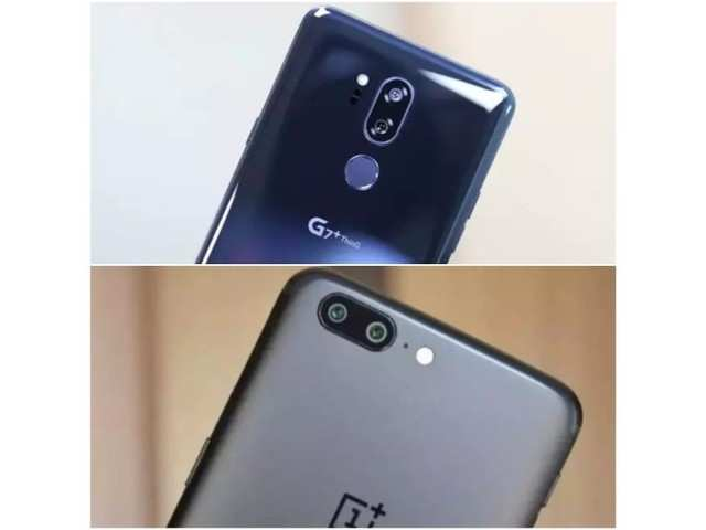 LG G7 Plus ThinQ vs OnePlus 6: How the two smartphones compare on specs front
