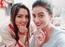 Watch: Amrapali Dubey and Akshara Singh's adorable pout boomerang