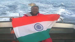 Bengaluru swimmer is only Indian to cross the English Channel solo this year