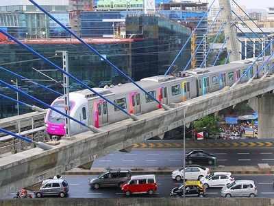 Mumbai metro: Metro aims to be Mumbai's longest rail network in 5