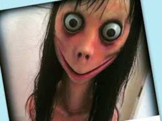 Momo Challenge Game: New Blue Whale game or cyber theft?