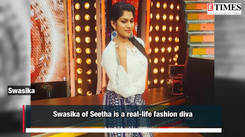 Malayalam TV actresses who are fashion divas off-screen