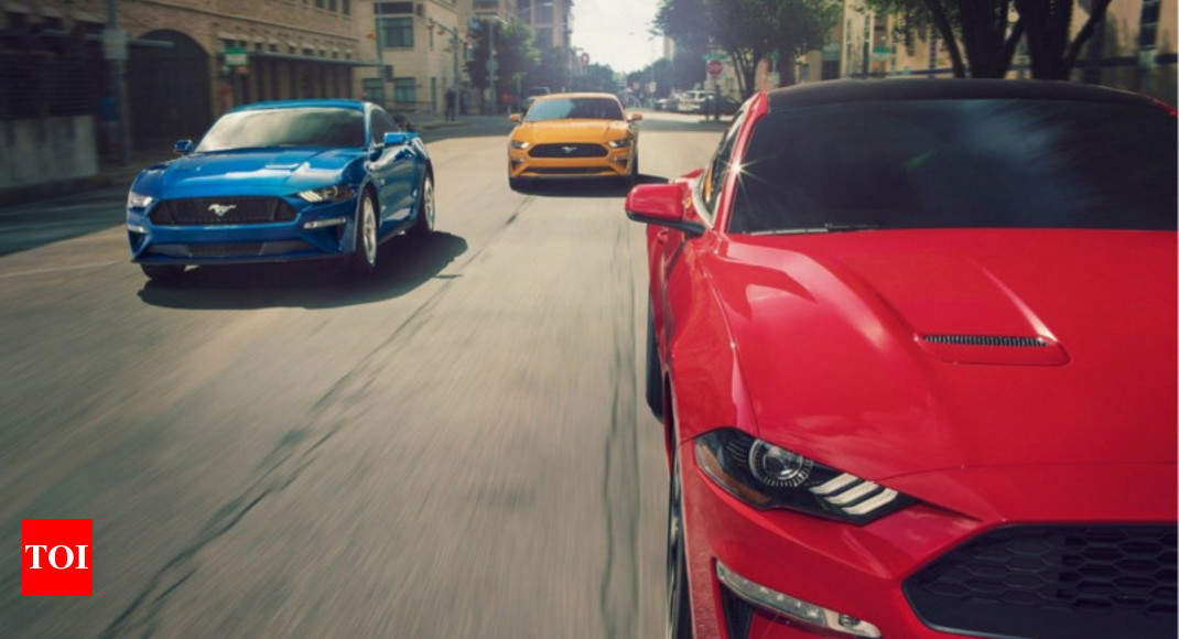 Ford Mustang Ford Celebrates 10 Millionth Mustang While Banking On