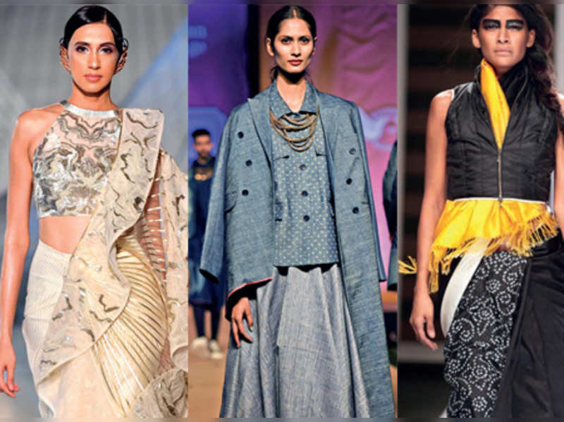 Rohit Bal Khadi Has Evolved As A Fashion Statement Times Of India