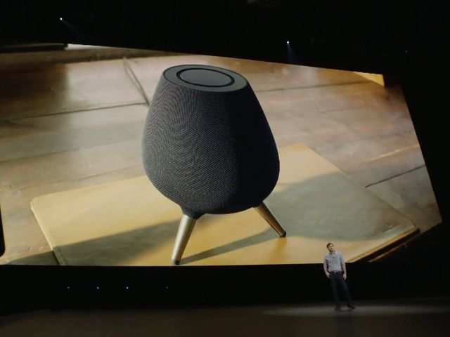 Samsung Galaxy Home smart speakers powered by Bixby announced