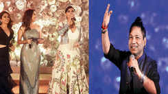 Kailash Kher steals the show at Miss Diva Thematic Night 2018