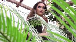 Watch: Actress Heli Daruwala's elegant photoshoot