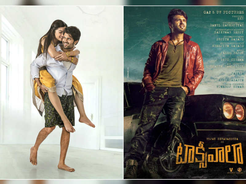 """Vijay Deverakonda """"let down, disappointed and hurt"""" by 'Geetha Govindam' and 'Taxiwaala' leaks"""