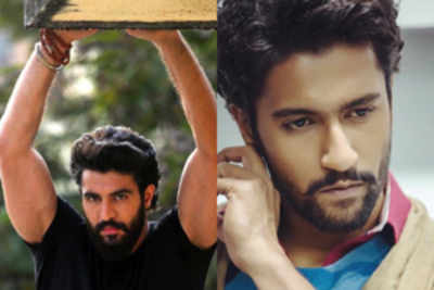 """""""I am inspired by Vicky Kaushal"""""""