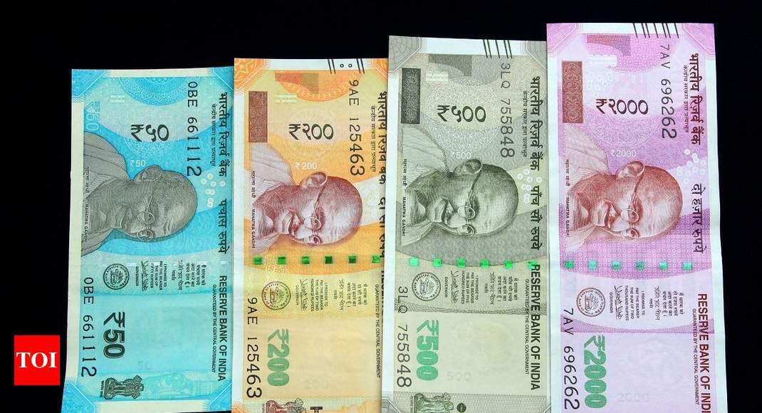 Report Claims Chinese Firm Won Contract To Print Indian Currency Congress Questions Govt India News Times Of