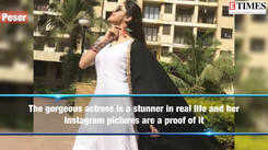 Ishq Subhan Allah's actress Eisha Singh is a diva in real life