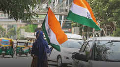 This Independence Day, Gurugrammers say no to plastic flags