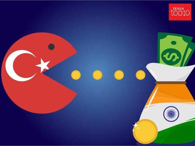 How Turkey ate up our foreign exchange reserves — and shot up bitcoin