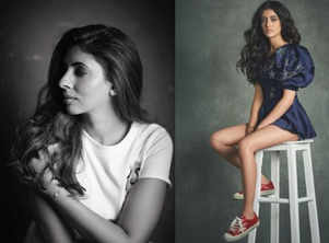 Shweta and Navya's latest photo shoot is hot!