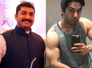 How this guy lose 26 kgs (Diet details inside)